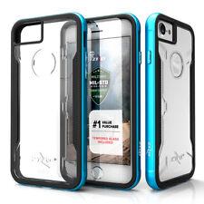 iPhone X / 8 / 8 Plus / 7 / 7 Plus Case Zizo SHOCK Tempered Glass Screen