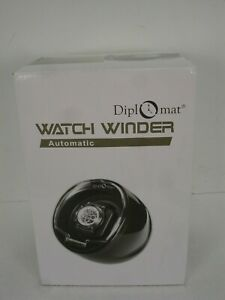 NEW DIPLOMAT WATCH WINDER AUTOMATIC 34-550