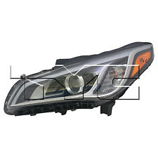 Headlight Assembly-NSF Certified Left TYC 20-9600-00-1 fits 15-16 Hyundai Sonata