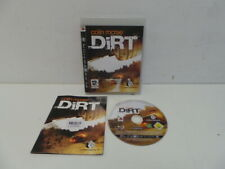 Colin McRae Dirt PS3 Game