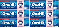 Oral B Pro Expert Sensitive Protect Toothpaste Smooth Mint 6x 95ml Expiry Dec20