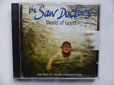 CD 4 titres SAW DOCTORS WoRld of good SAW002CD
