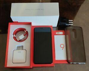 OnePlus 6 - 128GB - Midnight Black (Sbloccato) (Dual SIM)