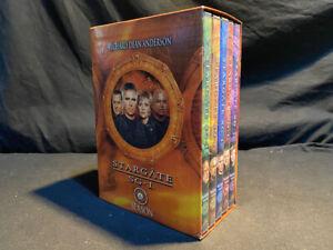 Stargate SG1 DVD Season 6 R1- VGC