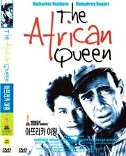 The African Queen (1951) New Sealed Dvd Humphrey Bogart