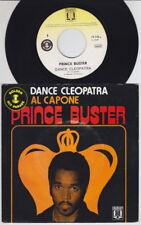 PRINCE BUSTER * Dance Cleopatra * Belgian 45 * 6T's SKA BLUEBEAT RE 45 * Listen!