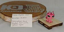 Littlest Pet Shop Blythe Red Ant #2410 Authentic LPS