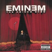 The Eminem Show [PA] by Eminem (CD, May-2002, Aftermath) - Like New