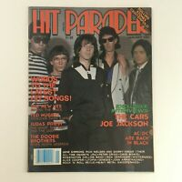 Hit Parader Magazine January 1981 Joe Jackson & Ted Nugent, No Label VG