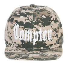 City Compton Adjustable Digital Camo Baseball Cap