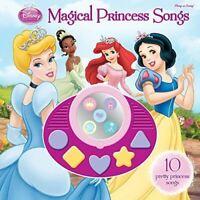 Magical Princess Songs (Magic Mirror Songbook), Publications International, Very