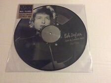 BOB DYLAN - LIVE IN LONDON 1965 PART 1 PICTURE DISC VINYL LP  NEW MINT UNPLAYED