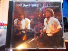 ROD STEWART/RONNIE WOOD - UNPLUGGED ... AND SEATED - 1993 WARNER BROS CD