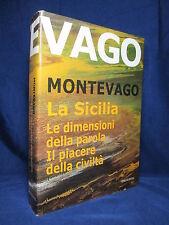 Montevago La Sicilia Le dimensioni della parola - F. Giancotti -Spirali Vel 1999