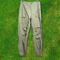 SUPER COOL R NEWBOLD BY PAUL SMITH TECHNICAL CARGO TROUSERS 34L RARE
