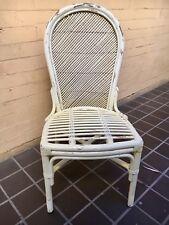 VINTAGE ANTIQUE Cane Chair Rustic