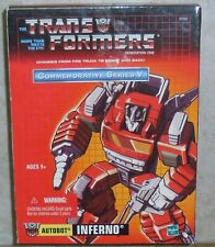 Transformers Commemorative Series INFERNO Misb G1 Reissue
