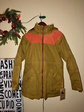 Womens Burton Prowess Snowboard jacket Medium