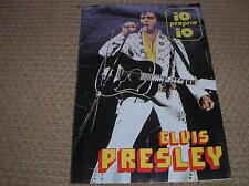 ELVIS PRESLEY IO DERECHO IO ITALIAN MAGAZINE EL NIÑO 1974