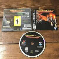 Brahma Force  (Sony Playstation 1 ps1) Complete