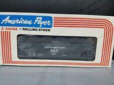 American Flyer S Gauge 4-9207 B & O Covered Hopper 9207