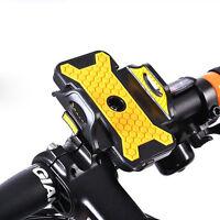Motorcycle MTB Bike Bicycle Universal Handlebar Mount Holder For Cell Phone GPS
