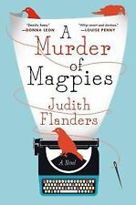 A Murder of Magpies by Judith Flanders (2015, Hardcover)