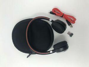 Jabra Evolve 65 Stereo MS & Link 370 Headset