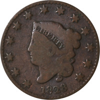 1828 Large Cent - Large Date Great Deals From The Executive Coin Company