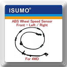 ABS Wheel Speed Sensor Front Left / Right Fits: RAM 2500 PICKUP RAM 3500 PICKUP
