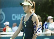 Hao-Ching Chan TENNIS 5x7 Photo Signed Auto