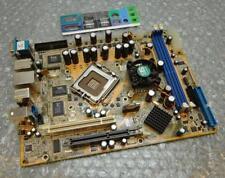 Shuttle FS59 (S5051) V2.1 Socket 775 Placa Madre/Placa Del Sistema Completo con BP