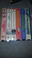 Fantasy Children's VHS Lot RARE OOP HTF