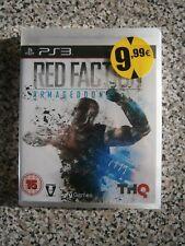 Red Faction Armageddon Playstation 3 PS3 - NEW