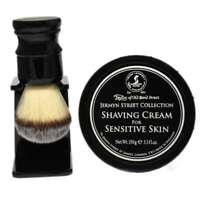 Taylor Of Old Bond Street Jermyn Street Mens Shaving Cream and Brush Gift Set