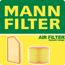Fits BMW 3 Series E46 330d Genuine MANN Engine Air Filter Service Replacement