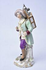 "Figurine Porcelain "" the Lanterniste """