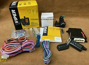 NEW Viper 5305V 2-Way Paging Remote Start/Keyless Entry/Vehicle Security System