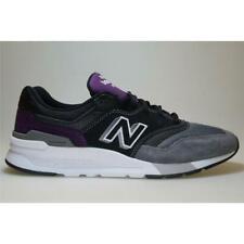 New Balance CM 997H Ek Grey/Purple Shoes Trainers 774451-60-8