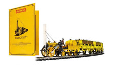 Hornby R3810 L&MR Stephensons Rocket Train Pack - Era 1 OO Gauge