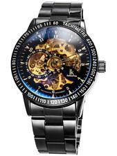 Alienwork mechanische Automatik Armbanduhr Herren Damen Uhr Automatikuhr Herrenu