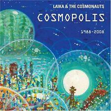 Laika & the Cosmonauts - Cosmopolis [New CD] Digipack Packaging