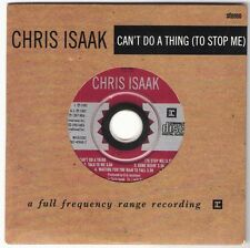 CHRIS ISAAK Can't Do A Thing To Stop Me CD EP UK 1993 promo sticker 4trks