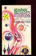 Henry KUTTNER Bypass to Otherness Ballantine 1961 first edition/printing