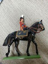W. Britain. 1988 England - Queen Elizabeth - Mounted On Horse