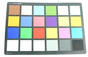 X-Rite ColorChecker Classic - MSCCC. 2054/205