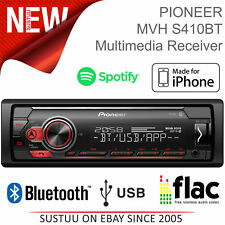 Autorradio Pioneer │ 1DIN Mechless radio │ Media Player USB Bluetooth │ │ │ Iphone-Android