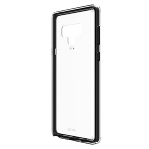 EFM Aspen Clear D3O Case Armour suits Samsung Galaxy Note 9 - Clear/Black