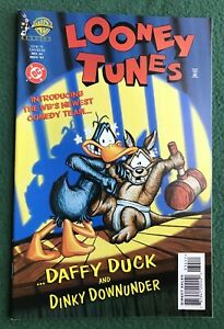 Looney Tunes #34 DC Comics Modern Age cartoon Bugs Bunny Daffy Duck Porky Pig vf