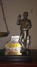 beatle statue ringo star autograph vertical man